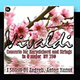 Vivaldi: Concerto for Harpsichord and Strings in G major RV 780