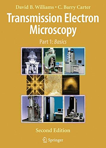Transmission Electron Microscopy: A Textbook for Materials Science (4 Vol set)