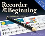 img - for Recorder from the Beginning: Books 1 + 2 + 3 book / textbook / text book