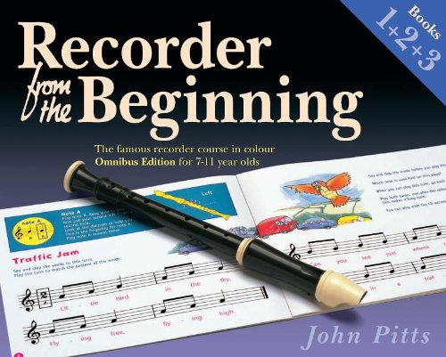 Recorder from the Beginning: Books 1 + 2 + (Beginning Recorder)