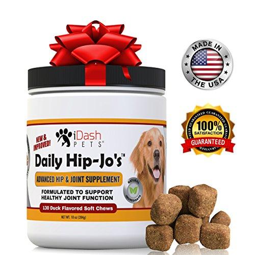 Idash Pets Daily Hip-Jo's