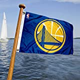 WinCraft Golden State Warriors Boat and Golf Cart Flag Review