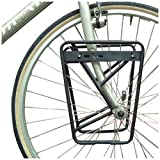 EVO Low Rider Fork Mounted Front Bicycle Rack (Black)