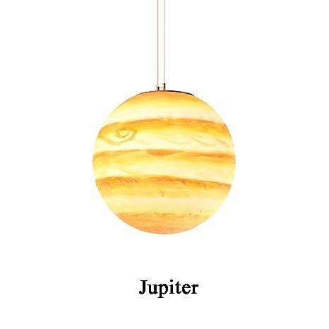 Amazon.com: Luz planetaria creativa de una sola cabeza, de ...