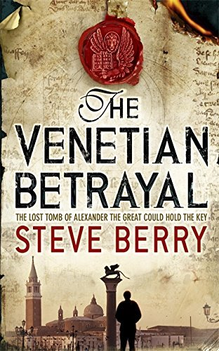 (The Venetian Betrayal by Steve Berry)