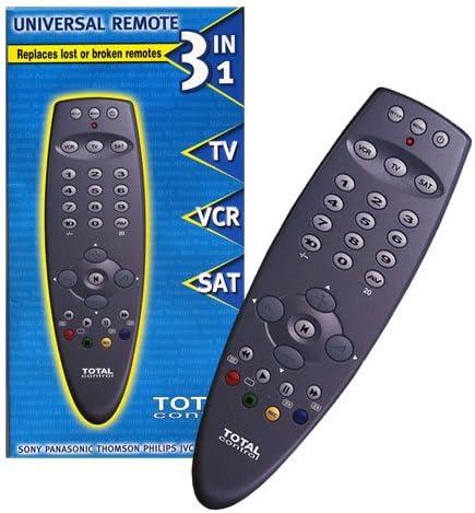 Control Total Mando a Distancia Universal - 3-in-1: Amazon.es: Electrónica