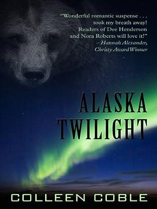 book cover of Alaska Twilight