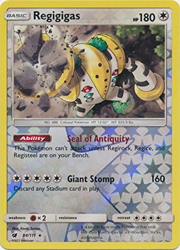 Rare REV HOLO Pokemon Cards Select your card Sun /& Moon CRIMSON INVASION