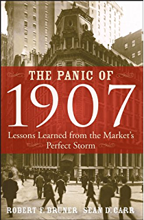 Amazon the causes of the panic of 1893 ebook william jett the panic of 1907 lessons learned from the markets perfect storm fandeluxe Image collections