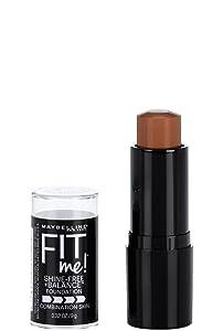 Maybelline New York Fit Me Shine-Free + Balance Stick Foundation, Coconut, 0.32 oz.