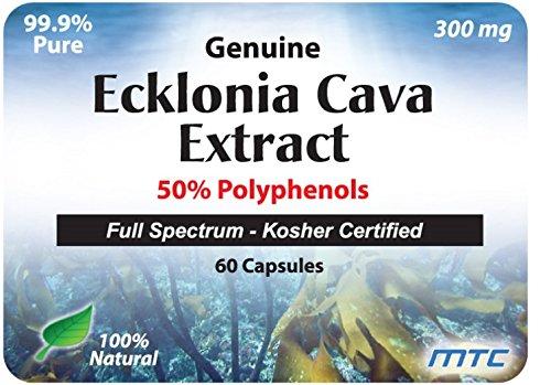 Cheap Ecklonia Cava Premium Extract Maximum Strenght by Ford-Speranza – 300 mg per cap / 600 mg daily supply