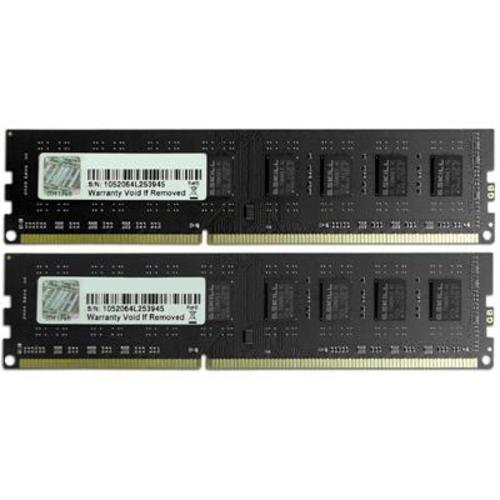 GSkill 16GB Dual Channel Memory Kit (2x 8GB, DDR3 1600MHz, 1.5v, F3-1600C11D-16GNT, XMP Ready)