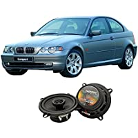 Fits BMW 3 Series 2002-2005 Front Door Factory Replacement Harmony HA-R5 Speakers New