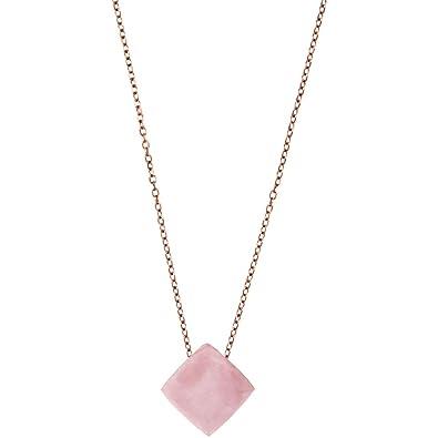 2e62486bad83 Ladies Michael Kors PVD rose plating Necklace MKJ5250791: Amazon.co.uk:  Jewellery