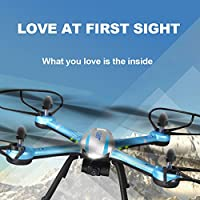 Annong JJRC H11C RC Quadcopter With 2.0MP HD Camera 2.4G 4CH 6Axis Gyro RC Drone One Key Return HeadlessMode RC Explorer
