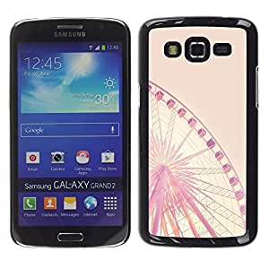 Dragon Case - FOR Samsung Galaxy Grand 2 - In doing we learn - Caja protectora de pl??stico duro de la cubierta Dise?¡Ào Slim Fit