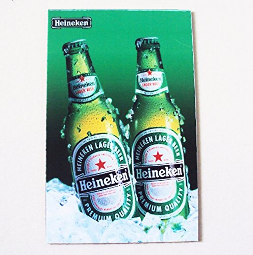 Agility Twin Heineken Bottle Art 1 Collectible Vintage Photo Fridge - Frame Shirt London Los Angeles