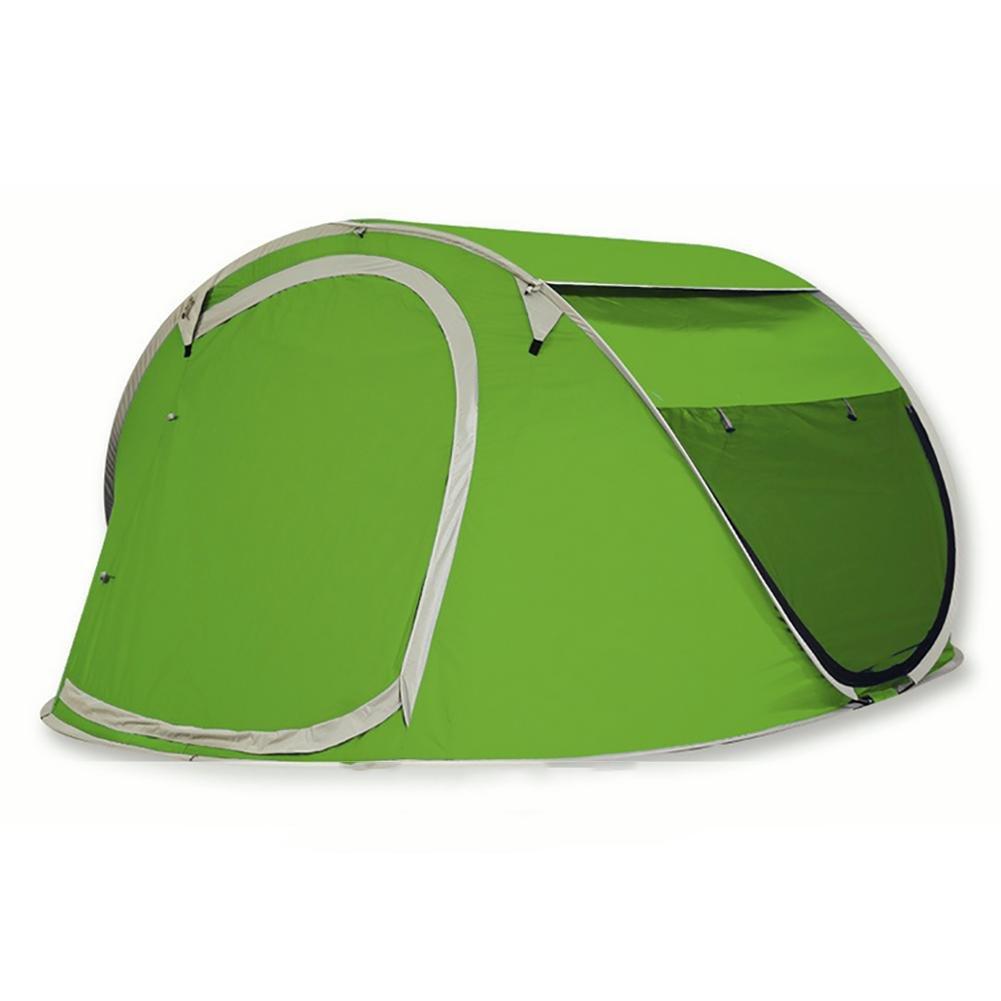 MIAO Outdoor 3-4 Personen Camping   Strand Automatische Zelte