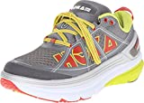 Hoka One One Womens Constant 2 Grey, Acid Road Running Shoes (1009641-Gac) (6, Grey/Acid)