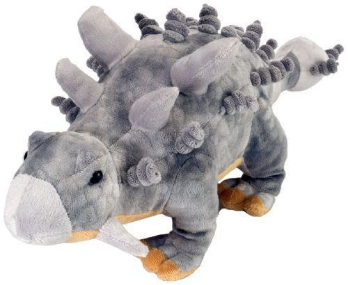 los últimos modelos Wild Wild Wild Republic Dinosauria Large Ankylosaur 19  Plush by Wild Republic  precio mas barato