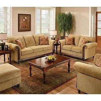Amazon Simmons Upholstery 8003 QUEEN SLEEPER CROSSMAGLEN