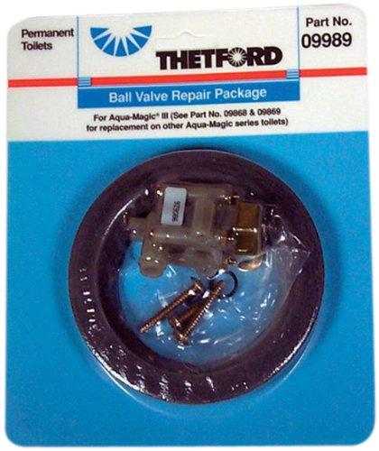 Thetford 09989  Aqua Magic III Ball Valve Package