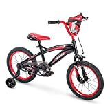 Huffy 71808 16' Motox Boys Bike, Gloss Black, 16 inch wheel