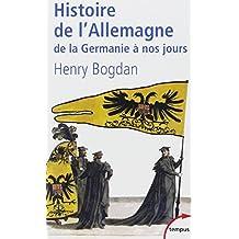 Histoire de l'Allemagne: De la germanie à nos jours