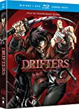 Drifters: The Complete Series (Blu-ray/DVD Combo)