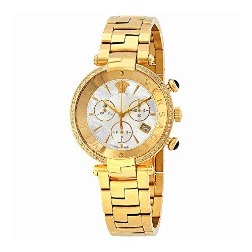 Versace-Revive-Mother-of-Pearl-Chronograph-Diamond-Ladies-Watch-VAJ110016