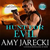 Hunt for Evil: ICE, Book 1 | Amy Jarecki