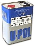 U-Pol Products 2892 Clear System 2089 4:1 Ratio Spot/Panel Urethane Coat - 1 Gallon