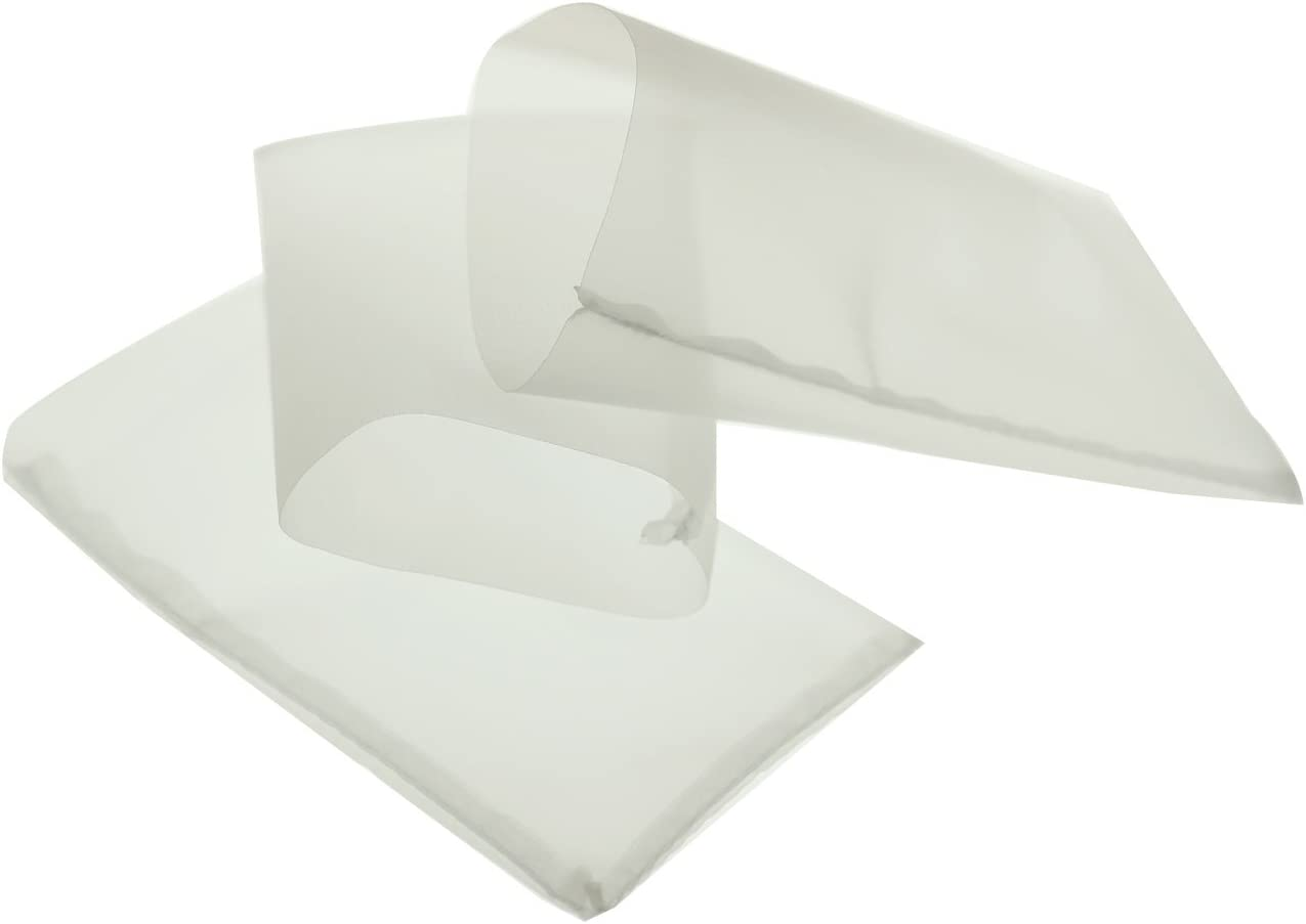 Bolsa de Filtro de colofonia OldPAPA 50 pcs Rosin Press 25 Micron 2 x 4 Nylon Mesh Tea Filter Bag,Rosin Press Bags,Bolsas de colofonia
