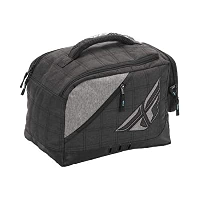 Fly Racing 28-5139 Black/Gray Helmet Garage: Automotive