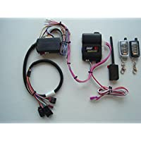 Remote Start Kit w/ Keyless Entry for Chevrolet, Buick, GMC Manual Transmission - True Plug & Play Installation