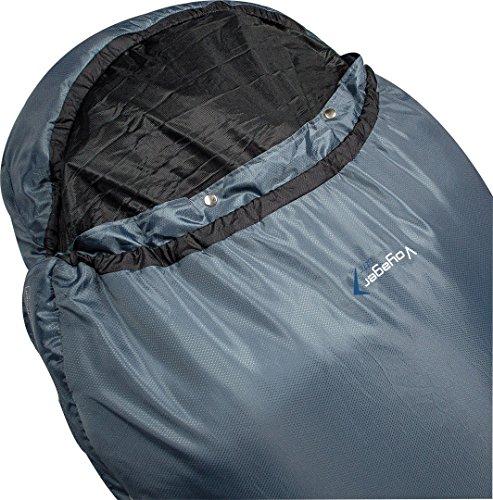 Voyager Adventurer Lightweight Compact Mummy Sleeping Bag ...
