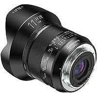 IRIX 11mm f/4.0 Blackstone Lens for Pentax DSLR Cameras - Manual Focus