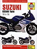 Suzuki GS500 Twin '89 to '06 (Haynes Manuals)