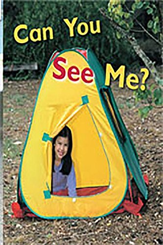 Rigby Flying Colors: Individual Student Edition Magenta Can You See Me? pdf