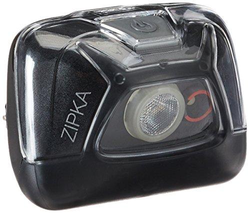 Petzl Zipka Headlamp Black One Size Petzl E+lite Headlamp