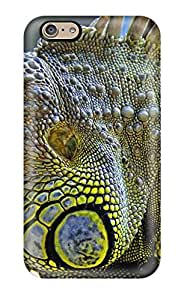 High-quality Durability Case For Iphone 6(chameleon Wallpaper)