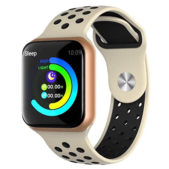 Relojes Inteligentes Moda Smart Watch F8 F9 42Mm con Corazón ...