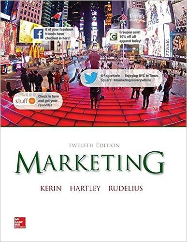 Amazon marketing 12th edition 9780077635787 roger a kerin marketing 12th edition 12th edition fandeluxe Images