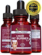 * EXTREME POTENCY * Fat Burners For Women - Fat Burners For Men – Weight Loss Supplements – Diet Supplements - Fat Burner – WITH – Raspberry Ketone Drops – Top Rated Weight Loss Supplement