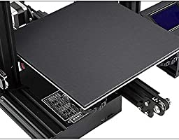notail Ender 3 Heated Bed Tempered Glass Plate Impresora 3d construir superficie para creality Ender 3 Glasplatte hotbed Cristal 235 x 235 x 4 mm con ...