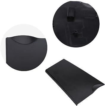 color negro Tapa de llenado del tanque de combustible