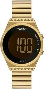 Relógio, Pulseira de Aço, Feminino, Euro