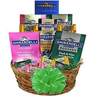Amazon.com : Lindt Chocolate Gift Basket : Gourmet Chocolate Gifts ...