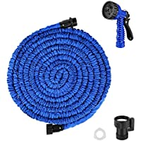 IEKA Expandable Garden Hose, 25FT Lightweight Flexible...