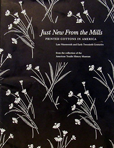 Late 19th Century Costume (Just New from the Mills: Printed Cottons in America Late Nineteenth and Early Twentieth Centuries)